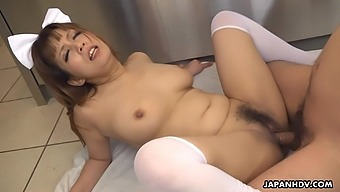 Yume Aino Has Got Big Tits And That Oriental Lady Loves To Fuck