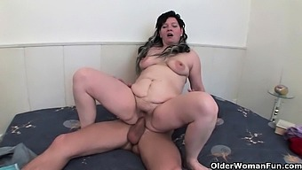 Mom'S Pussy Feels So Good Around Your Cock