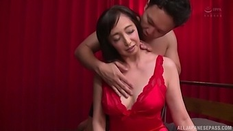 Smooth Fucking On The Bed With Trimmed Pussy Milf Otowa Ayako