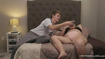Young Creampie On Granny