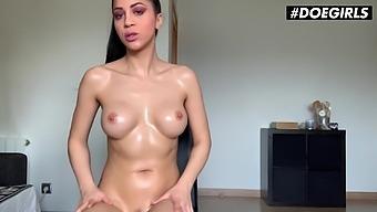 Doegirls - Julia De Lucia - Day In Life With Solo Masturbating Romanian Big Tits Babe