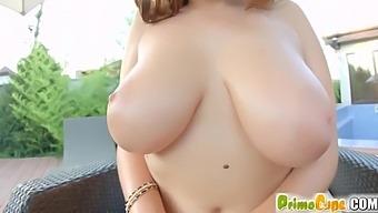 Marina Visconti - Busty Slut Solo