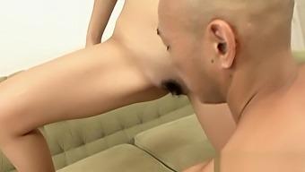 Mizuki An - Crazy Japanese Slut Rui Hazuki In Incredible Close-Up, Dildos/Toys Jav Movie