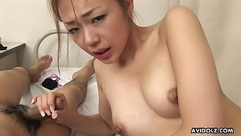 Japanese Gal, Hirota Sakura Had A Threesome, Un