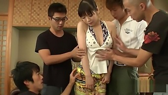 Incredible Japanese Girl Nao Mizuki In Horny Facial, Big Tits Jav Scene