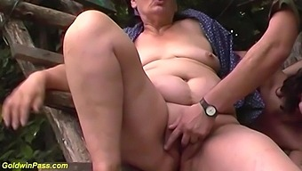 Outdoor Family Therapy Anal Orgy