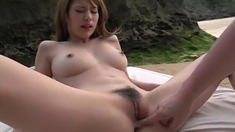 Tight Nami Itoshino Gets A Big Dick To Crack Her Cherry