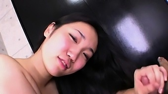 Classy Babe Momoi Sanae With Round Tits Bent Over For A Bonk