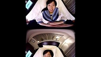 Nana Itou In Nana Itou Virgin Schoolgirl In Uniform Vr - Dreamticketvr