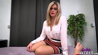 Blackmailing My Step Mom For Sex - Cory Chase
