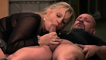 German Mature Big Boobs Mom Fuck