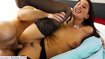Kinky Cutie Lyla Storm Spreads Her Legs To Be Fucked Balls Deep