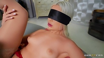Hot Ass Wife Lika Star Gets Tied Up And Fucked By Her Husband