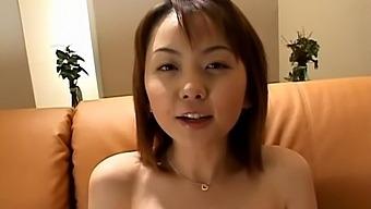 Cute Japanese Amateur Ai Misaki Drops Her Clothes To Tease
