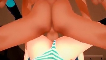Vocaloid - Sex With Hatsune Miku