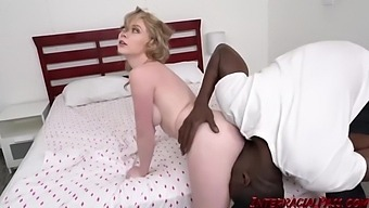 Athena Rayne In Knows How To Handle A Big Black Dick