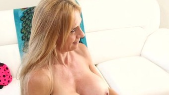 Brooke Tyler Drilled By A Young Stud