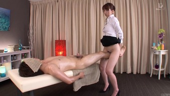 Subtitled Conventional Japanese People Limitless Massage Yui Hatano