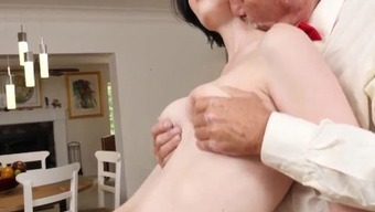 Erica Fontes Old And Old Far Eastern Adult Man Young
