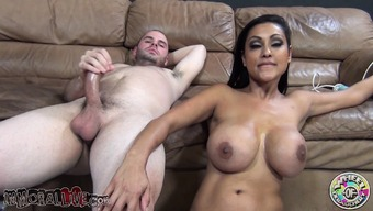 Traditional Cougar By Using Large Bosoms Priya Rai Gets Nailed By A Youthful Stud