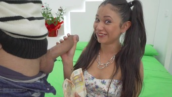 Younger Jade Preesleyy Loves Hard Cash And A Vast Penis