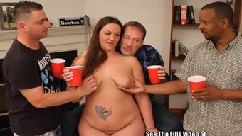 Booty Beat Anl Slutwife Heidi Gangbanged By Filthy D And Hold Subscribers