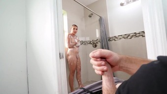 Amazing Beginner Pov Pornography With The Use Of Big Tits Ivy Rebeled