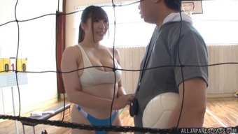Alluring Busty Japanese People Girl Is In Desperate Need Associated With A Sore Cock