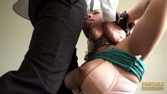 Servitude Teenager Hooker Become A Sperm Swallowing Slave