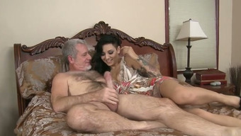 Horny Old Bf Sends Great Excess Weight Manhood In Smooth Tight Pussy
