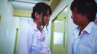 Unique Japanese People Bitch Yui Hatano In Sexiest Cougar, Rimming Jav Site