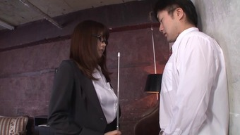 Lovely Nerdy Hen From Of Asia Getting Stabbed Utilizing A Nice Penis