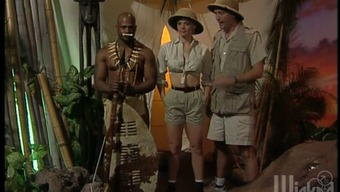 African-American Tribe Army Officer Is Fucking A Nationwide Surrounding Author