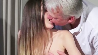 Grand Father Pussy Fucking Young Adult Pierced Vocab Facial Cumshot