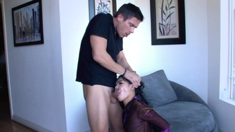 Mick Red Fucks With Asian Attractiveness Cindy Starfall