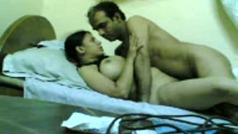 Desi Indian Wifey Matter With The Use Of Partners Good Friend