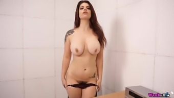 Plus Sized Lucia Love Serves As A Dirty Truly Talking Joi Goddess