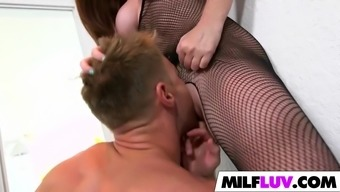 Milf Jessica Rayne Is Lively In Get