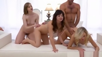 Spanked And Fucked By Daddy Petite Teen Zoe Has Been Through