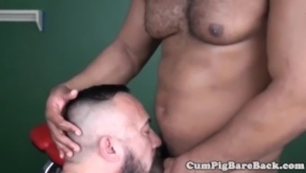 Unparalleled Gorge Assfucking A Toned Bear
