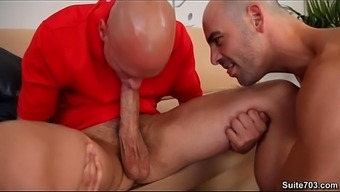 Adam Russo &Amp;_ Troy Michaels Fuck And Persuade