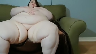 Ssbbw Belly Play And Fat Pussy (Full Version)