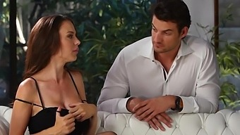 He Can'T Resist That Mom Mckenzie Lee And Fucks Her Until She Cums