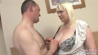 Milf Jo Juggs Gets Her Big Tits And Tight Cunt Pounded