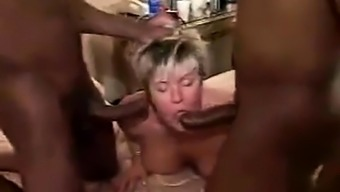 Lori Lust With Two Bbc