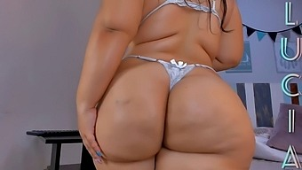 (*New*) My Sister Room Monster Ass #2 Lucia