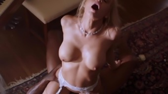 Blacked Riley Steele Takes Bbc For The First Time!