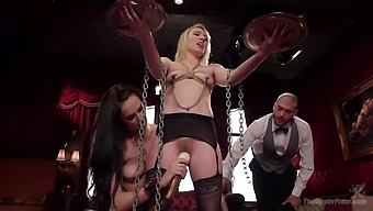 Bisexuall Group Experience With Bianca Breeze Is Memorable For Everyone
