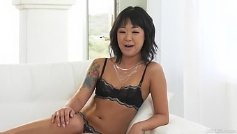 Kinky Xxx Interview With A Real Porn Actress Named Saya Song