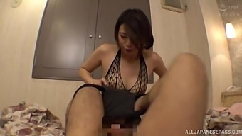 Shave Pussy Mayama Riko Loves To Be Fucked Good From Behind